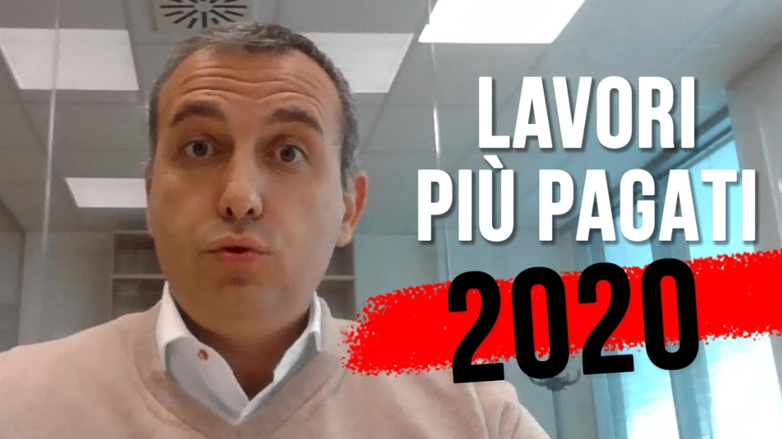 lavori del futuro 2020