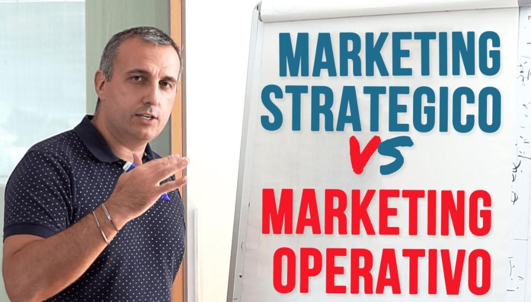marketing operativo e strategico