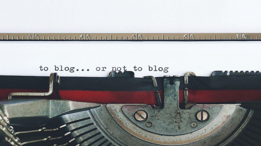 costruire un blog di successo